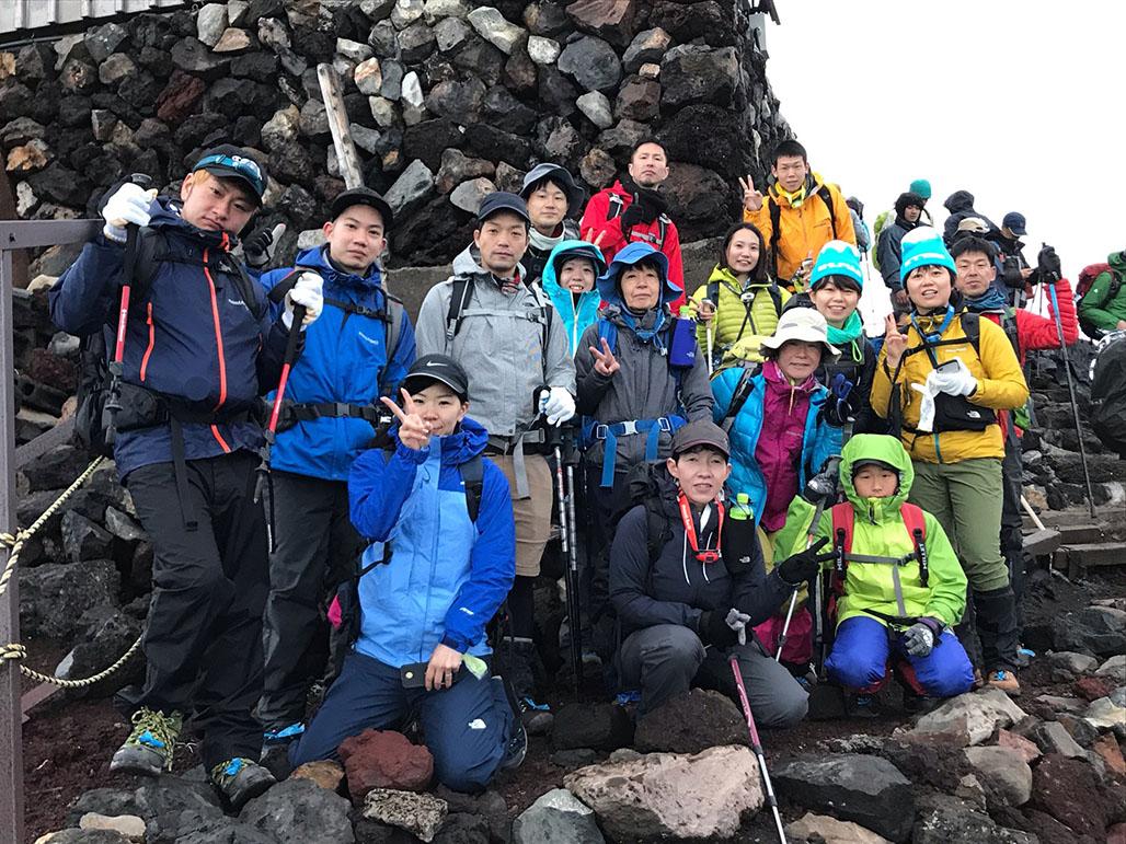 富士登山01